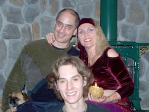 Bobrow Graham family photo December 2006