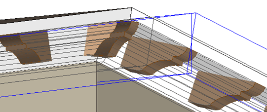 ArchiCAD Tutorial, using Solid Element Operations