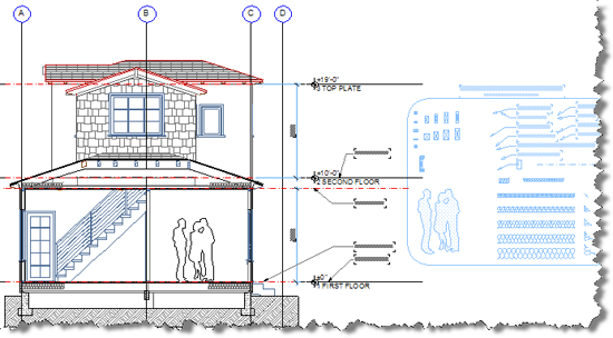 ArchiCAD Picking up element settings with the eye-dropper