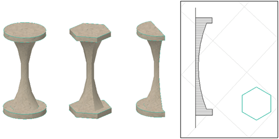 ArchiCAD Tutorial, advantage of the Magic Wand