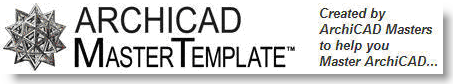 ArchiCAD MasterTemplate
