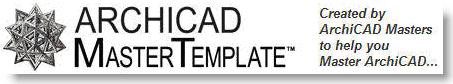 ArchiCAD MasterTemplate