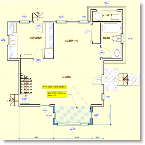 ArchiCAD New Plan after Demo