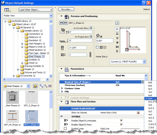 ArchiCAD Turorial, Edit menu > Reshape > Explode into Current View