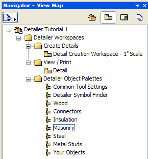 ArchiCAD Detailer Template