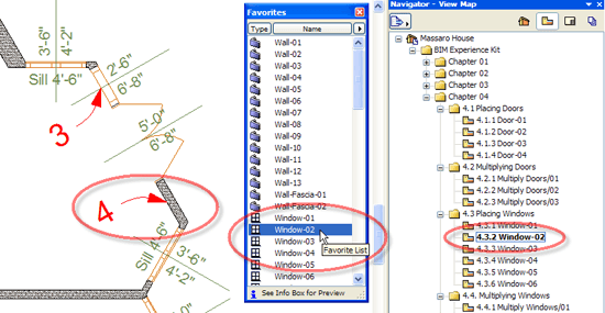 ArchiCAD - Favorites Simplify Settings