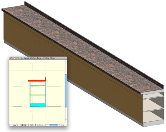 ArchiCAD Tutorial, Beam Tool