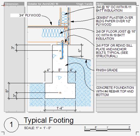 ArchiCAD Tutorial - DET_Detailer_Template 10