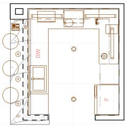 ArchiCAD kitchen