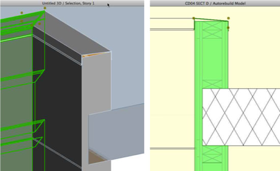 how to create complex profile in archicad