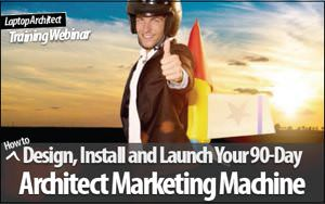 90 Day Architect Marketing Machine training webinar slides