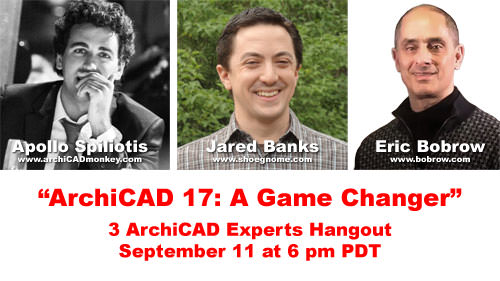 Three-ArchiCAD-Experts-hangout
