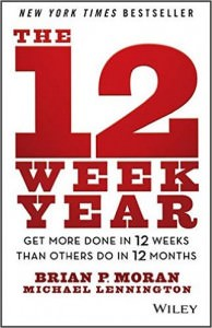 The-12-Week-Year-book