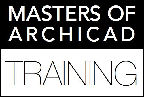 Masters of ArchiCAD Training logo